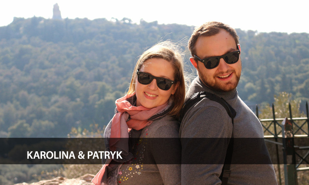 Karolina and Patryk of KarolinaPatryk.com