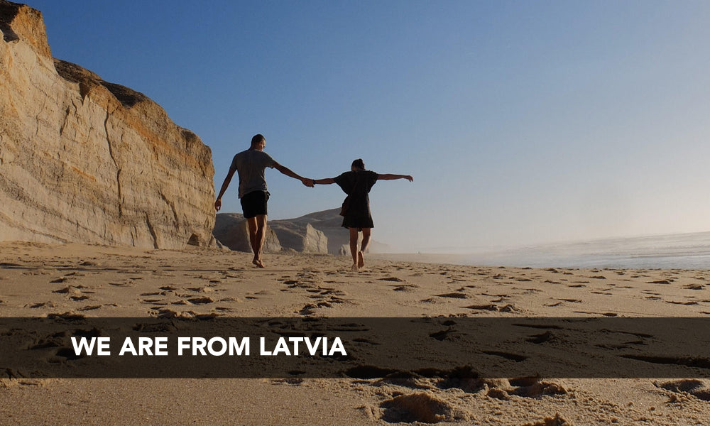 We Are From Latvia