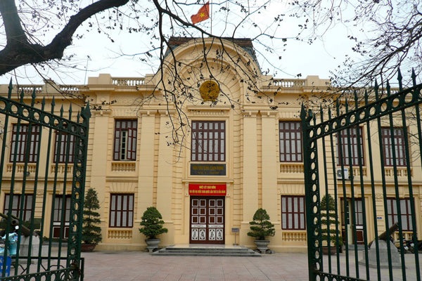 Things to do in Hanoi - Vietnamese Museum of Revolution