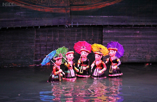 Things to do in Hanoi - Water Puppet Theater