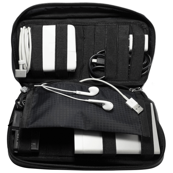 Electronics Travel Organizer & Tech Dopp - Zero Grid