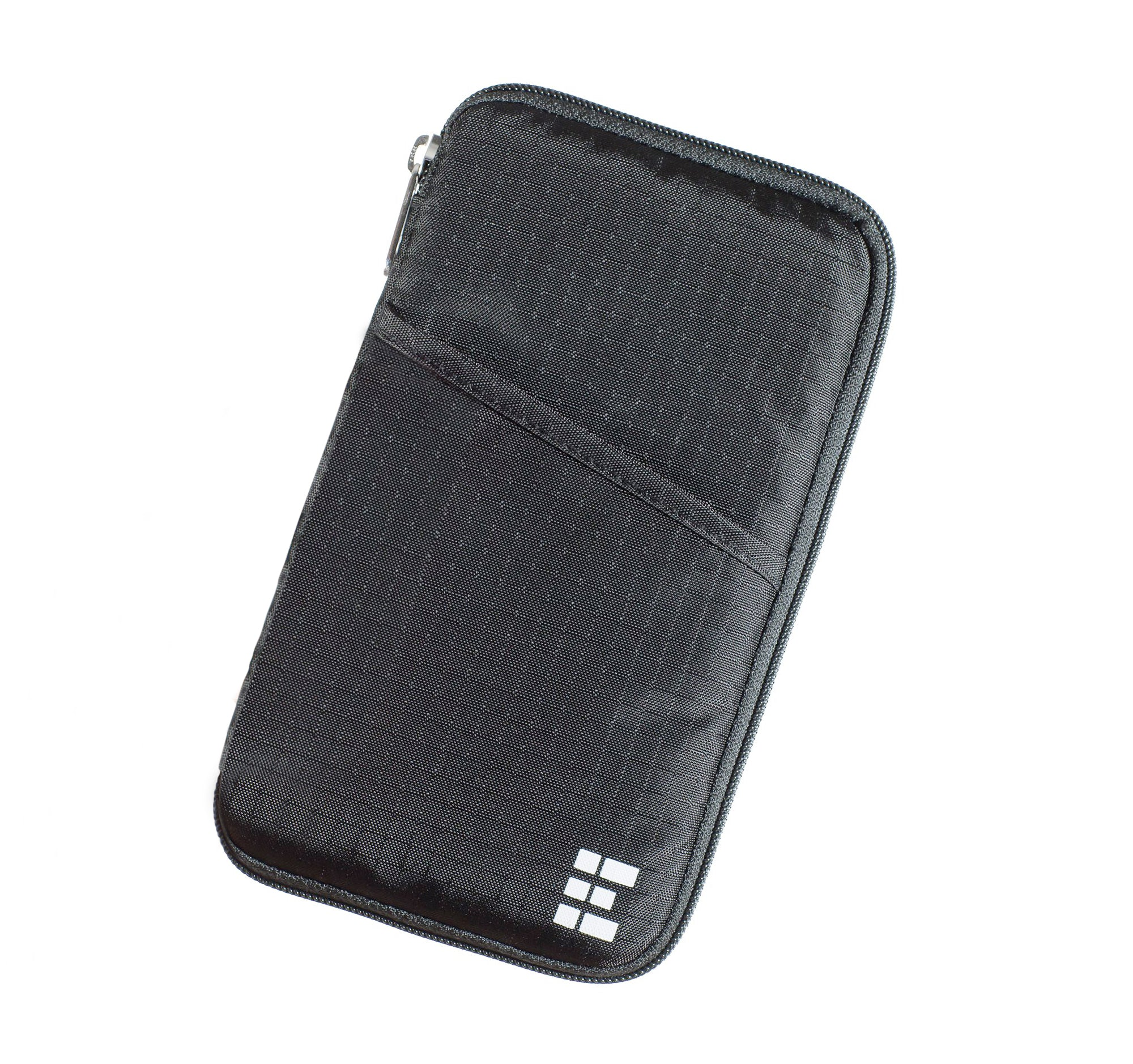 RFID Blocking Multiple Passport Holder & Wallet