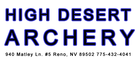 high desert archery