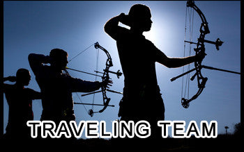 travelying archery team