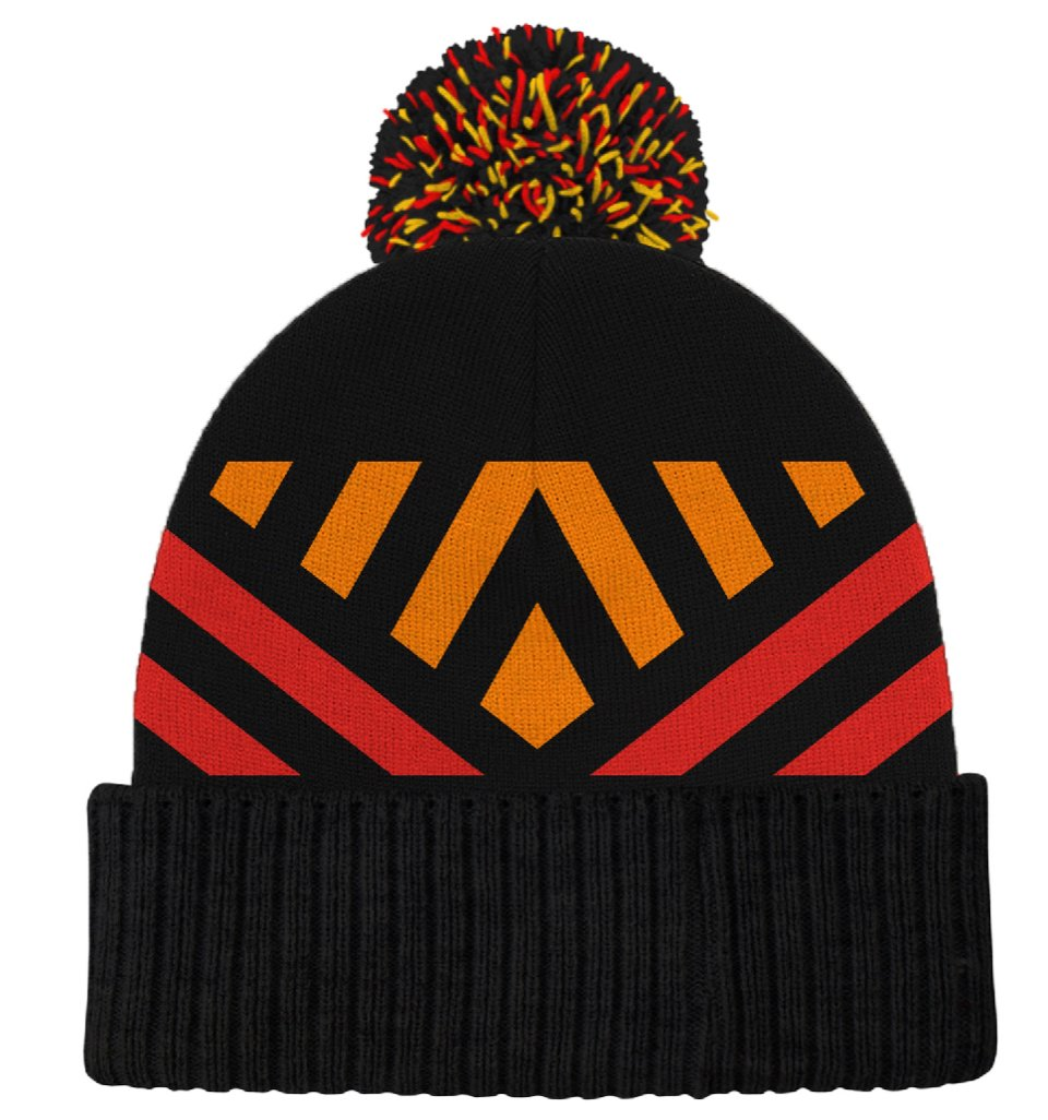 Hats - Crossover Pom Pom - Fuel - Fuel Clothing Company