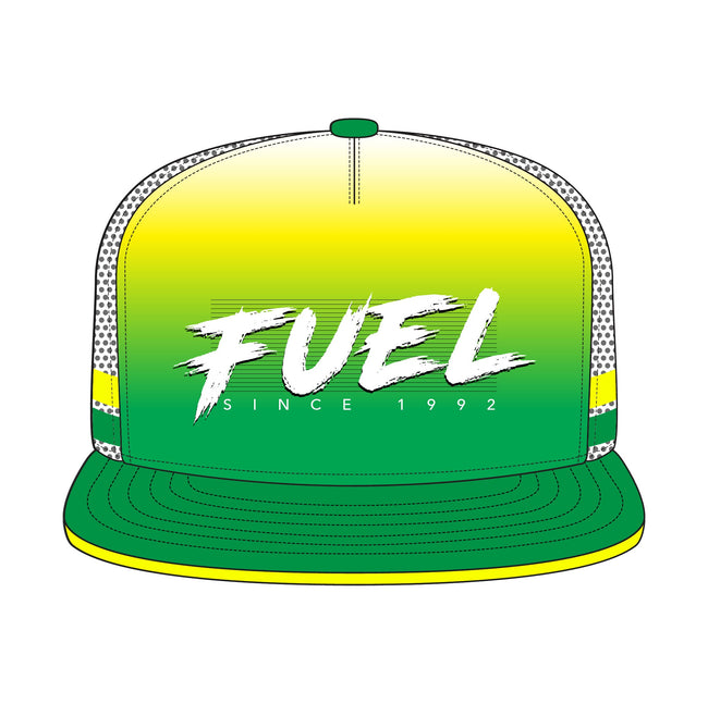 Retro Hat - Green