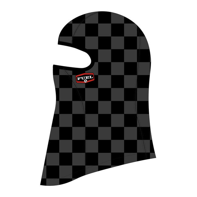 Head Sock - Checkered Black