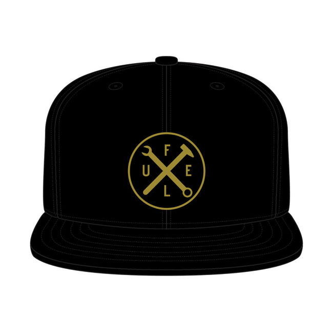 Iron Cross Hat - Gold