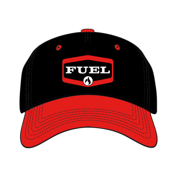 Hats - Shield Hat - Low Profile - Fuel - Fuel Clothing Company