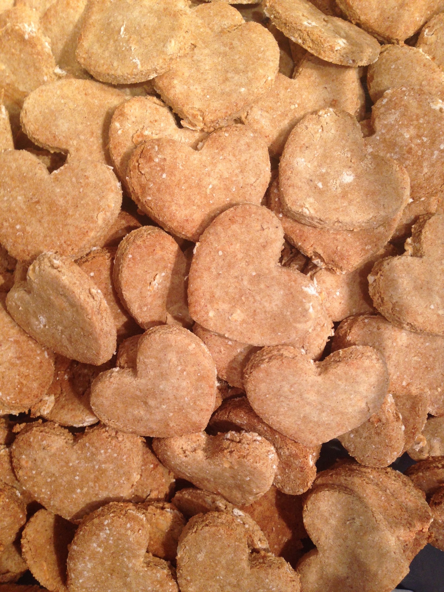 All Natural Apple Cinnamon Bites Dog Treats