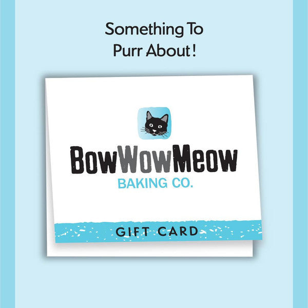 Gift Card - Cat Edition