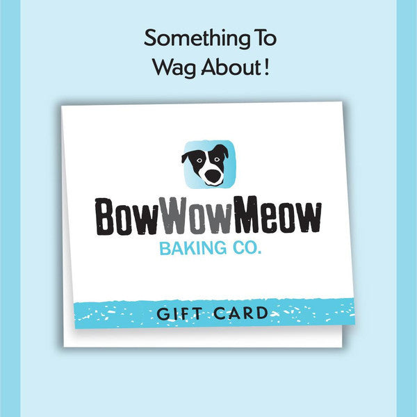 Gift Card - Dog Edition