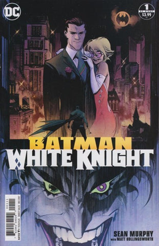 Batman White Knight  #1 (Volume 1)