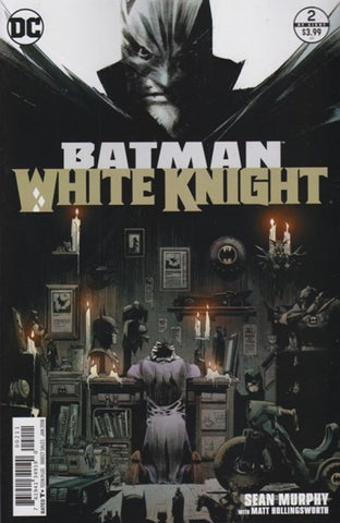 Batman White Knight  #2 (Volume 1)