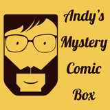 Andy's Mystery Comic Box