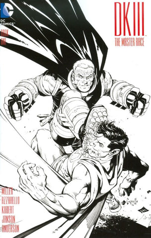 Dark Knight III The Master Race  #1 (Volume 1)