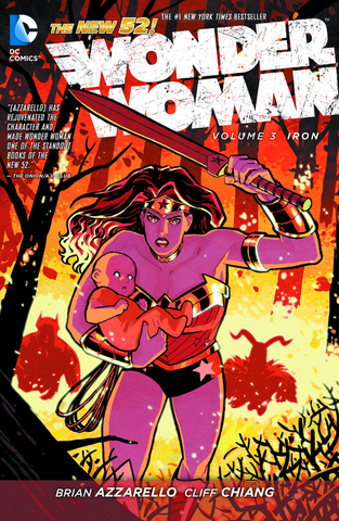 Wonder Woman TP Vol 3 Iron (New 52)