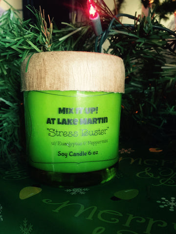 Stress Buster Soy Candle