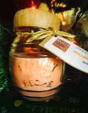 Hillbilly Home-Brew Family Recipe Soy Candle