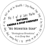 No Monster Soap