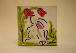 Easter Bunny Art Mini
