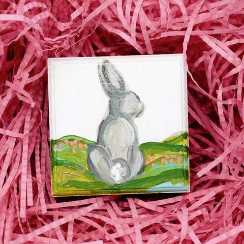 Easter Bunny Trinket Box