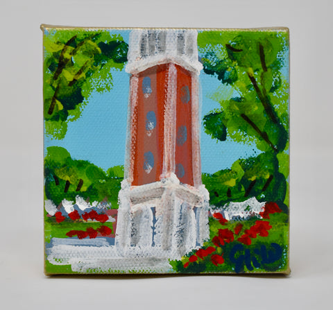 Landmark Canvas - University of Alabama