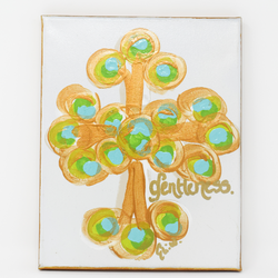 Gentleness Cross Canvas
