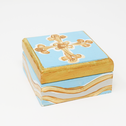 Joy Cross Trinket Box