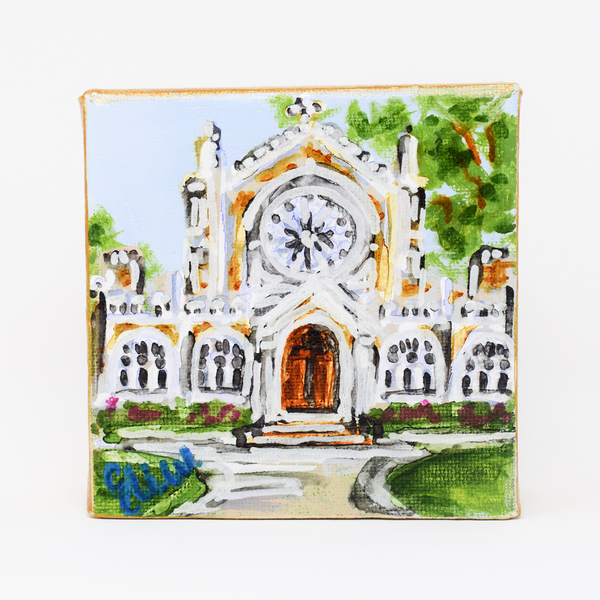Custom Collegiate Art Mini- Sewanee
