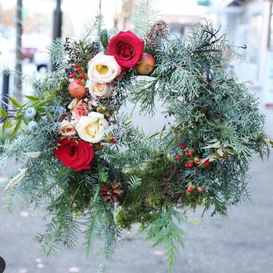 Christmas Wreath Class - November/December