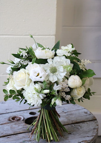 Wedding Bouquet Class - May 30, 2019