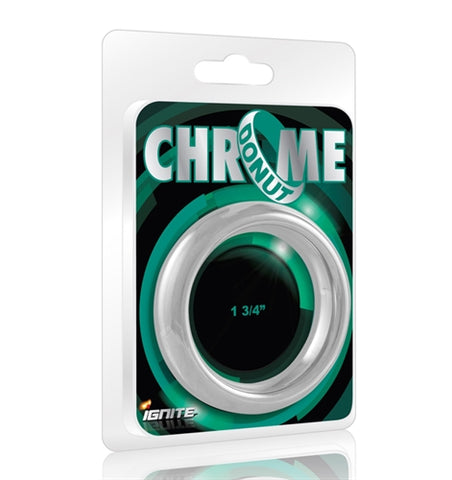 Chrome Donut Old Number LR307 cd SI-95014