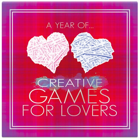 A Year of Creative Games for Lovers KG-BGR160