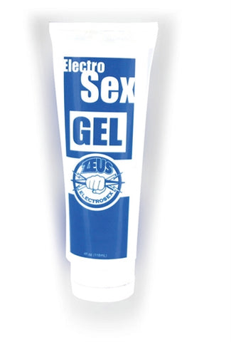 Zeus Electro-Sex Gel 4 Oz. ZE-AB909
