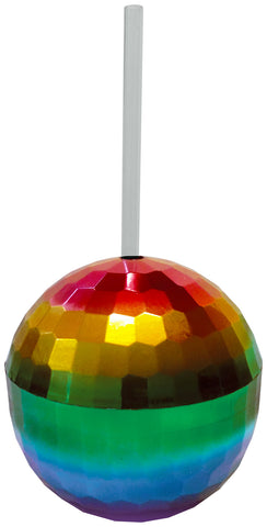 Rainbow Disco Ball Cup KG-NVD48