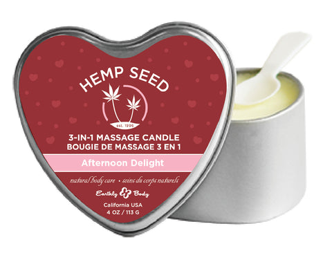 3 - in - 1 Massage Candle - Afternoon Delight EB-HSCV013