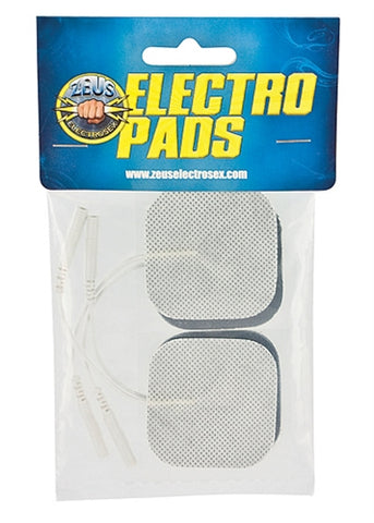 Adhesive Electro-Pads Pack of 4 ZE-CM103