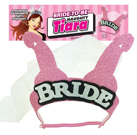 Bride-to-Be Party Naughty Tiara LG-NVC047