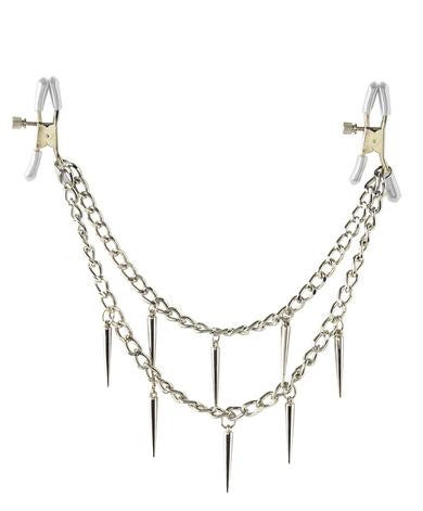Fetish Fantasy Series Rock Hard Nipple Clamps