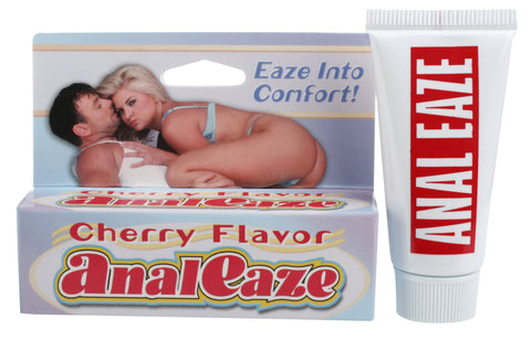 Anal Eaze - Cherry Flavor - 0.5 Oz. PD9803-62