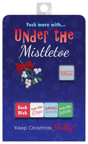 Under the Mistletoe KG-XM010