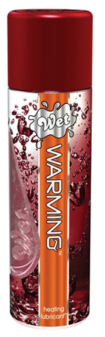 Wet Warming Gel Lubricant - 3.7 Fl. Oz. WT20601