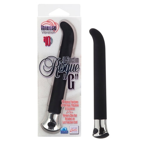 10-Function Risque G Vibe - Black SE0560403