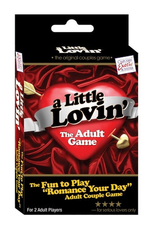 A Little Lovin' Game SE2523003