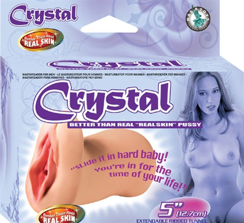 Better Than Real Skin Pussy Crystal NW2034