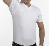 Single V-Neck Tucked Tee (1 Shirt)