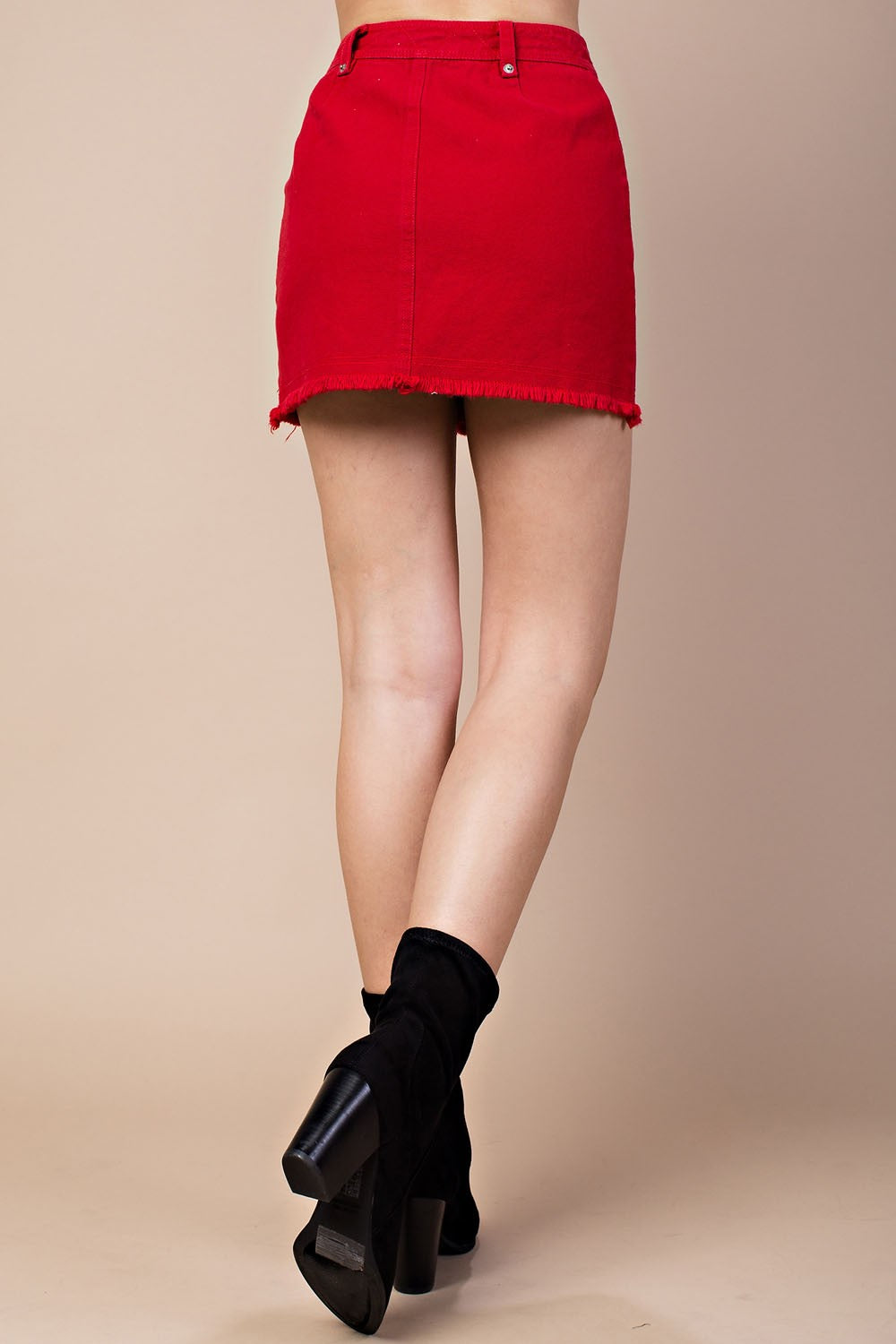 Dream Street Mini Skirt