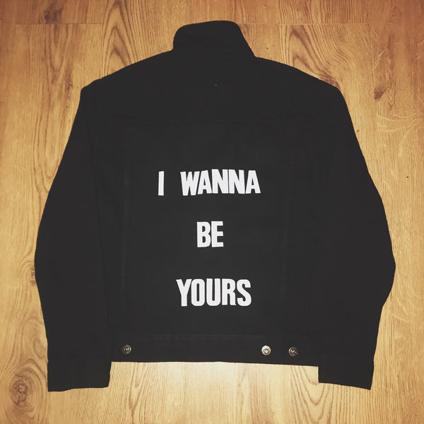 Personalised Made to Order Denim Jacket