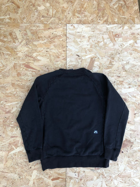 Vintage Nike SB Oversized Sweatshirt / Jumperi /  Sweater